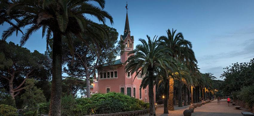 Casa museo gaud barcellona for Alloggi a barcellona