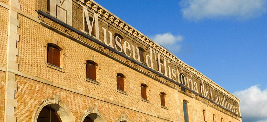 Mhcat il museo di storia della catalogna barcellona for Piani di lusso di una sola storia