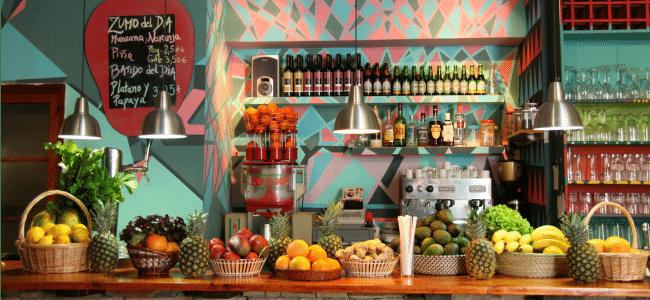 Bar caff e ristoranti barcellona - Bar idee ...