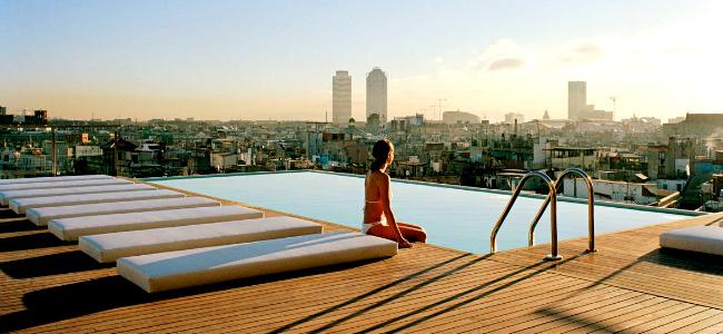 Hotel a Barcellona - Barcellona