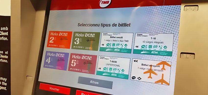 Biglietti e abbonamenti per metro, bus e tram