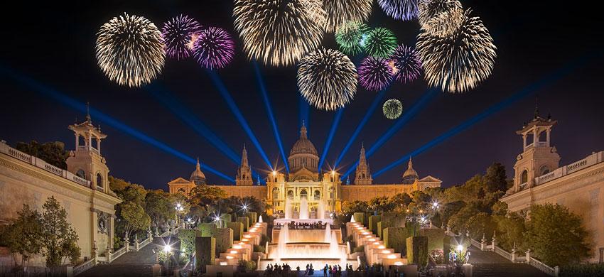 Capodanno 2021 a Barcellona