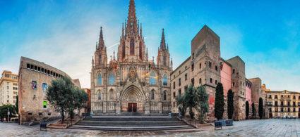 La Seu, la Cattedrale di Barcellona