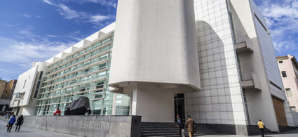 MACBA, il Museo d'Arte Contemporanea di Barcellona