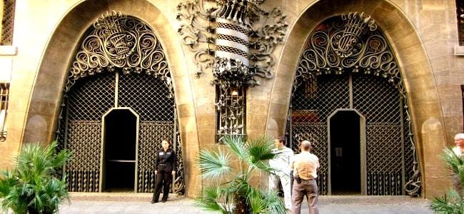Quartieri di Barcellona