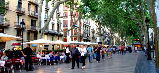 Appartamenti Ramblas Barcellona