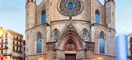 Basilica di Santa Maria del Mar